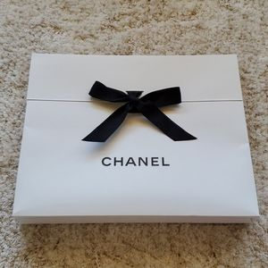 Chanel box/bag ONLY